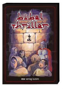 Bibelthriller Agnes Avagyan 9783725208609
