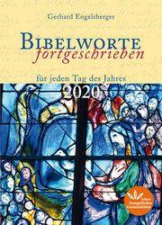 Bibelworte fortgeschrieben 2020 Gerhard, Engelsberger 9783945369746