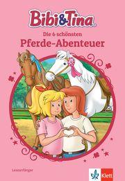 Bibi & Tina: Die 6 schönsten Pferde-Abenteuer  9783129496138