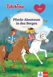 Bibi & Tina: Pferde-Abenteuer in den Bergen  9783129496169