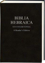 Biblia Hebraica Stuttgartensia Donald R Vance/Yael Avrahami/George Athas u a 9783438052292