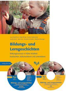 Bildungs- und Lerngeschichten Leu, Hans R/Flämig, Katja/Frankenstein, Yvonne u a 9783937785677