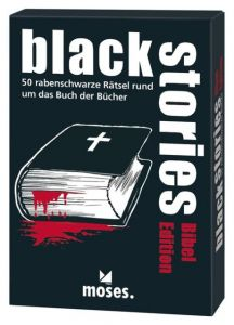 black stories - Bibel Edition Bernhard Skopnik 9783897778306