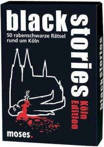 Black Stories - Köln Edition Bernhard Skopnik 9783897774834