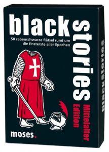 Black Stories - Mittelalter Edition Bernhard Skopnik 9783897776524