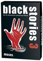 Black Stories 3 Bernhard Skopnik 9783897773288