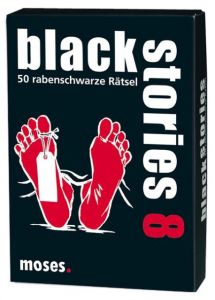 black stories 8 Bernhard Skopnik 9783897776746