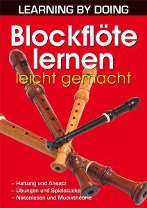 Blockflöte lernen leicht gemacht Kraus, Herb 9783895556951