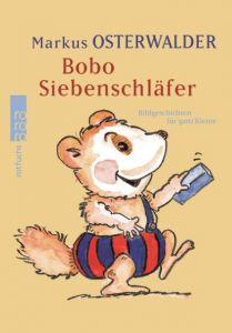 Bobo Siebenschläfer Osterwalder, Markus 9783499212048