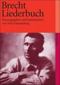 Brecht-Liederbuch Brecht, Bertolt 9783518377161