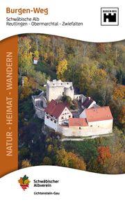Burgen-Weg Hecht, Helmut 9783947486014