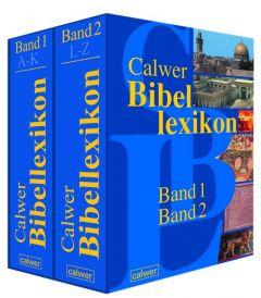 Calwer Bibellexikon Otto Betz/Werner Grimm 9783766838384