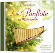 CD Festliche Panflöte zu Weihnachten Goldheart, Paul 4029856391182