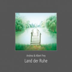 CD Land der Ruhe - Limited Edition Adams-Frey, Andrea/Frey, Albert 4029856464374
