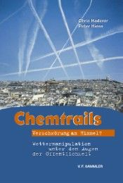Chemtrails Haderer, Chris/Hiess, Peter 9783853652138