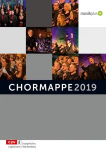 Cover Chormappe 2019 9783866872370