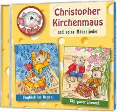 Christopher Kirchenmaus und seine Mäuselieder  4029856243719