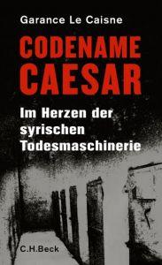 Codename Caesar Le Caisne, Garance 9783406692116