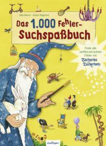 Das 1000 Fehler-Suchspaßbuch Moritz, Silke 9783480225989