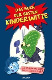 Das Buch der besten Kinderwitze Dieter Schöneborn 9783730607824
