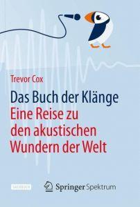 Das Buch der Klänge Cox, Trevor 9783662450543