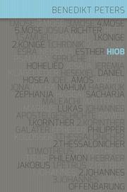 Das Buch Hiob Peters, Benedikt 9783866993976