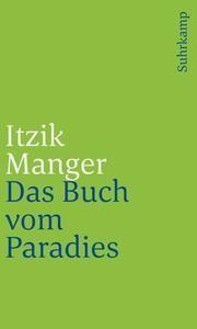 Das Buch vom Paradies Manger, Itzig 9783633241781
