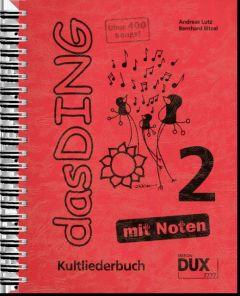 Das Ding mit Noten 2 Bitzel, Bernhard/Lutz, Andreas 9783868491852