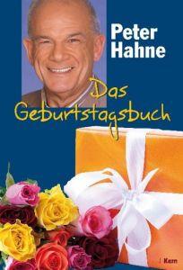 Das Geburtstagsbuch Hahne, Peter 9783842935051