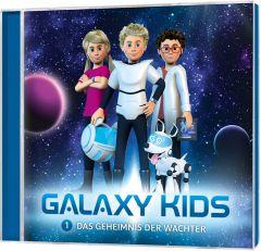 CD Das Geheimnis der Wächter - Galaxy Kids (1)