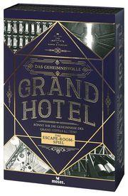 Das geheimnisvolle Grand Hotel  4033477903549