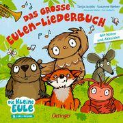 Das große Eulen-Liederbuch Weber, Susanne 9783789121098
