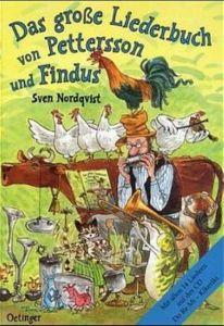 Das große Liederbuch von Pettersson und Findus Faber, Dieter/Oberpichler, Frank/Oberpichler, Rale 9783789143144