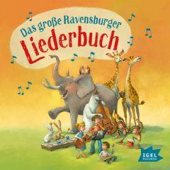 Das große Ravensburger Liederbuch  4013077994888