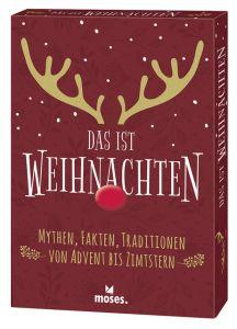 Das ist Weihnachten! Hamann, Bastienne 9783897779648