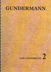 Das Liederbuch 2 Gundermann, Gerhard 9783931925352
