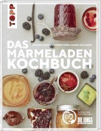 Das Marmeladen-Kochbuch Wett, Sascha/Wett, Torsten 9783772480508