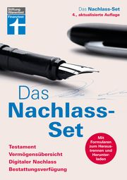 Das Nachlass-Set Mecchia, Sophie/Sittig, Michael 9783747102794