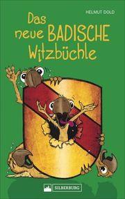 Das neue badische Witzbüchle Dold, Helmut 9783842523401