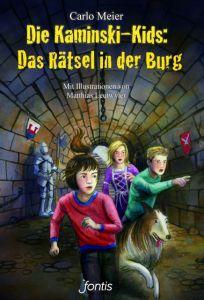 Das Rätsel in der Burg Meier, Carlo 9783038481300