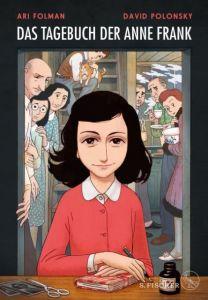 Das Tagebuch der Anne Frank Frank, Anne/Polonsky, David/Folman, Ari 9783103972535