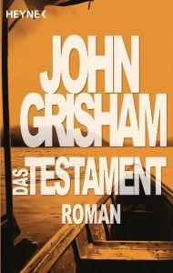 Das Testament Grisham, John 9783453190023