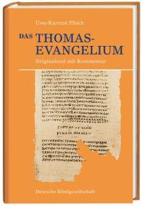Das Thomasevangelium Plisch, Uwe-Karsten 9783438051479
