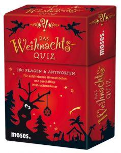 Das Weihnachts-Quiz Köhrsen, Andrea 9783897776012