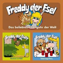 DCD Freddy der Esel - Folge 3 & 4 Thomas, Tim/Franke, Olaf 4029856399829