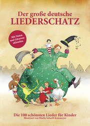 Der große deutsche Liederschatz Marlis Scharff-Kniemeyer 9783962690441