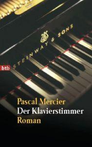 Der Klavierstimmer Mercier, Pascal 9783442726547