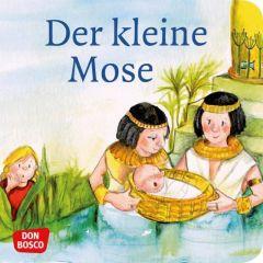 Der kleine Mose Brandt, Susanne/Nommensen, Klaus-Uwe 9783769817652