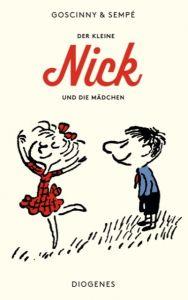 Der kleine Nick und die Mädchen Goscinny, René/Sempé, Jean-Jacques 9783257235432