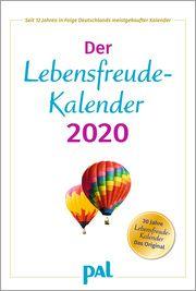 Der Lebensfreude Kalender 2020 Merkle, Rolf/Wolf, Doris 9783923614448